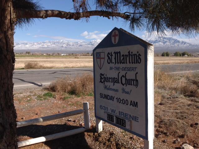 St. Martin's In-the-Desert